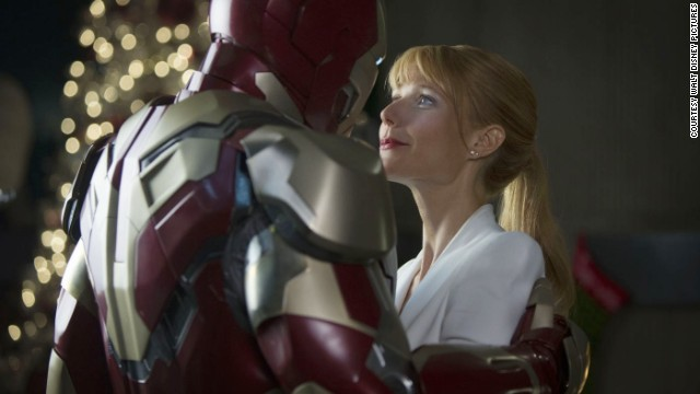 "<strong>No. 4: </strong>Like Aniston, Gwyneth Paltrow is no stranger to being associated with a big brand. It doesn't hurt that the brand is ""The Avengers"" either. With her work in ""Iron Man 3,"" Paltrow is estimated to have earned $19 million in the past year."