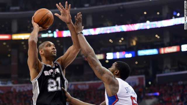 "Duncan's game is ""shrouded in fundamentals,"" former NBA sharpshooter Steve Kerr says. In addition to strong rebounding and defensive skills, Duncan has a devastating bank shot that is almost impossible to guard."