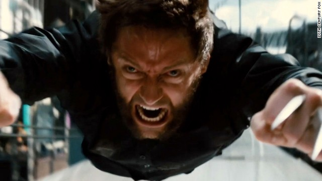 "Who hasn't enjoyed a good yell from the star to signify either great grief (""Nooooooooooooooo!"") or some serious fury? Here, Hugh Jackman lets it rip as Logan in ""The Wolverine."""