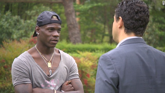 "Balotelli told Pedro Pinto he was prepared to walk off if he receives more racial abuse: ""After what happened to me in (the Roma) game, I felt a little bit alone when I was home. I always said that if that happened in the stadium, like if nobody said anything, I don't care. But this time I think I changed my mind a little bit, and if it is going to happen one more time, I'm going to leave the pitch because it's so stupid."""