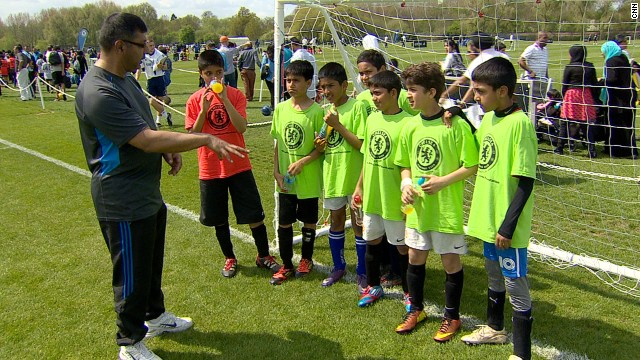 Various initiatives across Europe's leagues help to try and combat racism and offer opportunities to those communities that are under represented at the top of the game. The Asian Stars event, recently held at Chelsea's training ground, aims to encourage participation among aspiring Asian players at all levels of football.