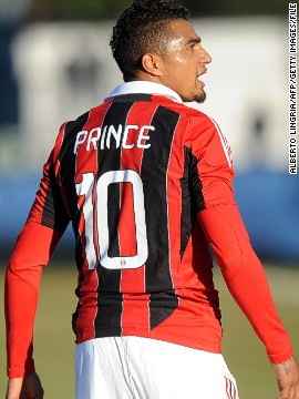 The spark for a raft of racism reforms from the game's power brokers came when AC Milan midfielder Kevin-Prince Boateng walked off in a match with Italian lower league side Pro Patria in January after their fans abused him with monkey noises. The game was abandoned and his protest made headline news the world over.