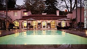 At the Hotel Bel-Air in L.A., the Presidential Suite is built for true royalty -- Hollywood celebs.