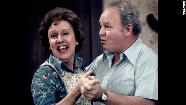 "Actress Jean Stapleton, who played alongside Carroll O'Connor in the groundbreaking 1970s TV sitcom ""All in the Family,"" died at age 90 on Saturday, June 1."
