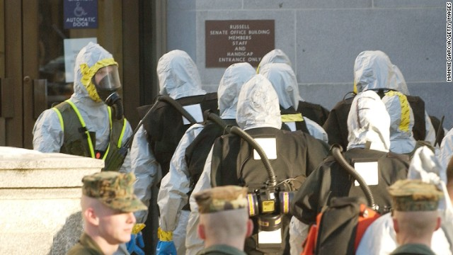 Man gets 25 years for ricin letters addressed to Obama