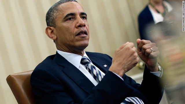 Polls: Obama remains steady amid warning signs