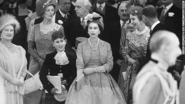 Rare, classic photos of Queen Elizabeth II