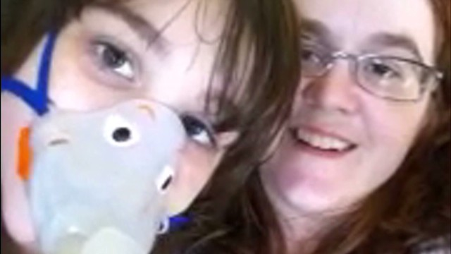 Family of girl desperate for transplant says she can't wait for policy to change