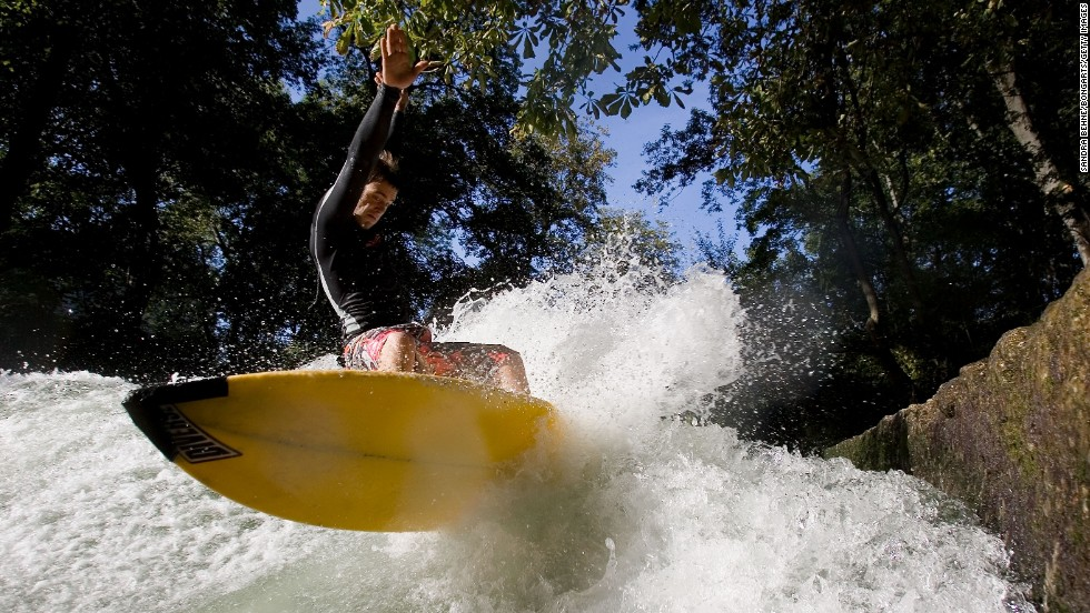 El mundo de los surfistas urbanos