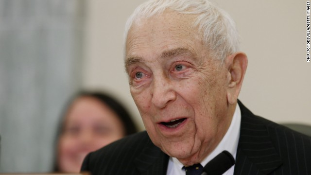 Frank Lautenberg through the years