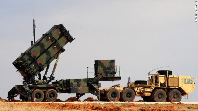 First on CNN: U.S. to send Patriot missile battery, fighter jets to Jordan as part of exercise