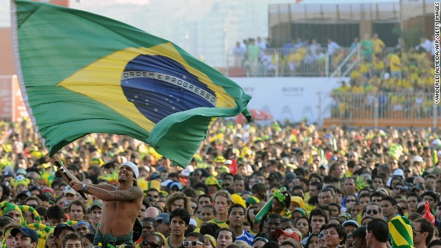(File) Brazil grew by less than 1% in 2012, the lowest of the BRIC countries, and only 2.7% in 2011.