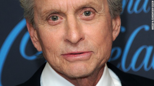 Scenes from Michael Douglas\' life