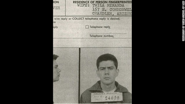 "Miranda v. Arizona (1966): Ernesto Miranda confessed to a crime without the police informing him of his right to an attorney or right against self-incrimination. His attorney argued in court that the confession should have been inadmissible, and in 1966, the Supreme Court agreed. The term ""Miranda rights"" has been used since."