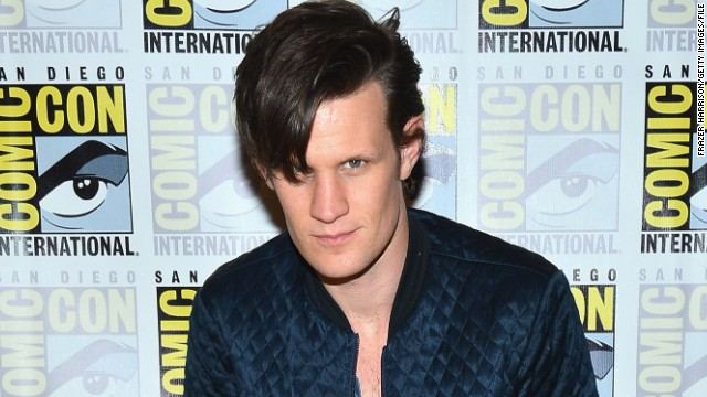 Matt Smith exits 'Doctor Who'
