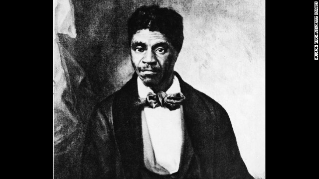 Dred Scott v. Sandford (1857): When Dred Scott asked a circuit court to reward him his freedom after moving to a free state, the Supreme Court ruled that Congress didn't have the right to prohibit slavery and, further, that those of African-American descent were not protected by the Constitution.