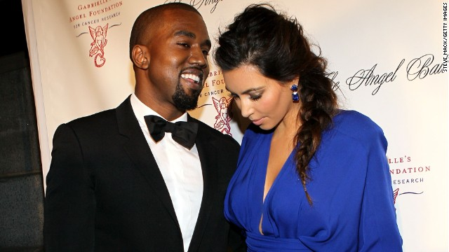 Marriage rumors heat up for Kim and Kanye