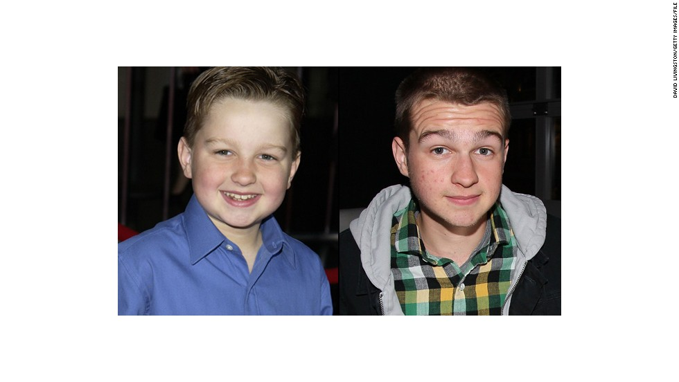 "Angus T. Jones wasn't yet 10 when ""Two and a Half Men"" first premiered on CBS in September 2003. More than a decade later, the now-adult actor has broken away from the sitcom because it conflicts with his religious beliefs. And now ..."