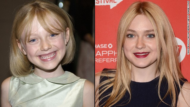 Dakota Fanning has appeared in so many movies and TV shows since age 6 that we could put together her baby book. She's now not only an acclaimed actress but a high school graduate.