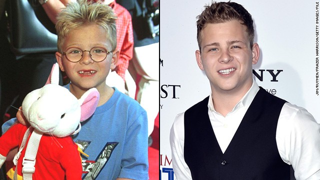 "Best known for his role as Renee Zellweger's cute-beyond-words son in 1996's ""Jerry Maguire,"" Jonathan Lipnicki is now old enough to play Zellweger's love interest. According to IMDb, the 22-year-old has a dramatic film arriving this year starring Christopher Mintz-Plasse called ""Tag."""