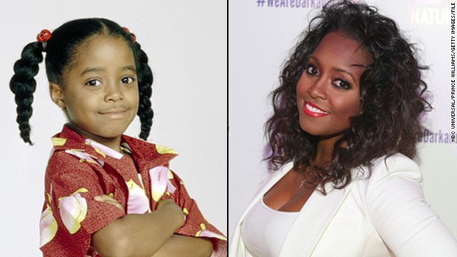 "It's still hard to believe that Rudy Huxtable is in her 30s. Keshia Knight Pulliam, the actress who played Rudy on ""The Cosby Show"" from 1984 to 1992, grew up on TV but has acted sporadically since then."