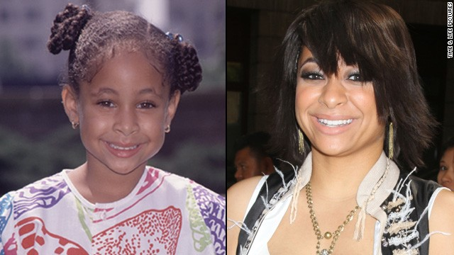 "Along with Knight Pulliam, Raven-Symone is one of the most recognizable child stars around thanks to her work on the long-running ""Cosby Show"" and her subsequent career on the Disney Channel. The actress, now 28 and <a href='http://instagram.com/p/ngacdlrjgf/#' target='_blank'>studying at the Academy of Art University in San Francisco</a>, has been in the business since the age of 3."