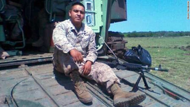 Marine reservist kidnapped in Mexico, FBI seeks public's help