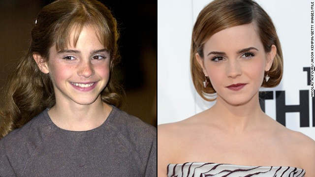 "Along with her ""Harry Potter"" co-star Radcliffe, Emma Watson's proving that she's not little Hermione anymore. The 24-year-old actress played a thief in 2013's ""The Bling Ring"" and an ax-carrying marauder in ""This Is the End."""
