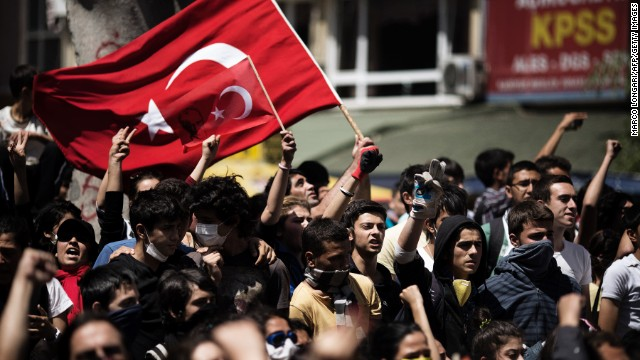 Why Turks are so angry