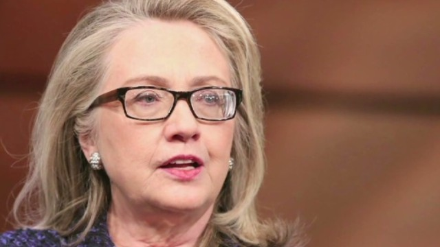 Poll: Hillary Clinton's favorable rating dips