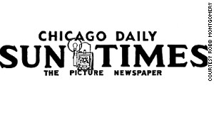 The Sun Times called itself \