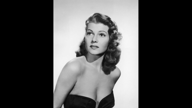 Born Rita Cansino, Rita Hayworth not only changed her name, but also her hair color to help her land a broader range of roles.