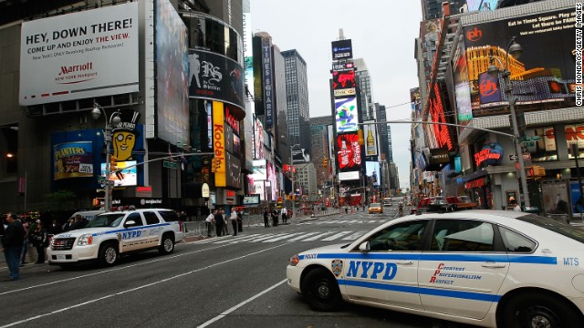 A car bomb was discovered parked in the Times Square area of New York. Within hours, authorities took Faisal Shahzad into custody as the prime suspect.