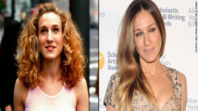 "Sarah Jessica Parker was the quintessential New York City single girl Carrie Bradshaw. The mother of three used her character's fashion icon status to launch fragrances and a clothing line, Bitten. She has also appeared on ""Glee"" as Isabelle Wright, a Vogue executive who mentors Kurt."