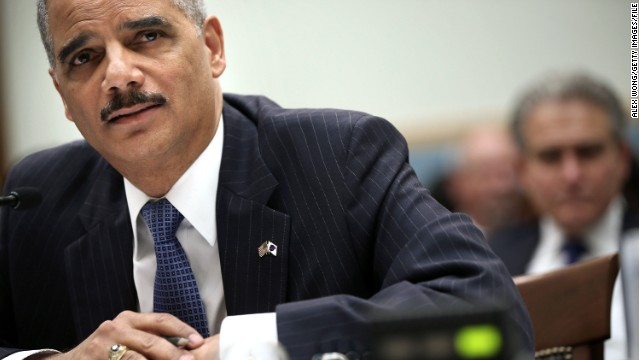 Holder says he has 'no intention' of stepping down