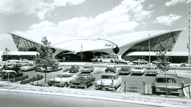 Designed by Eero Saarinen and opened in 1962, the former TWA terminal at John F. Kennedy International Airport is still considered an architectural marvel. Yet it wasn't designed to handle larger aircraft or higher volumes of passengers.