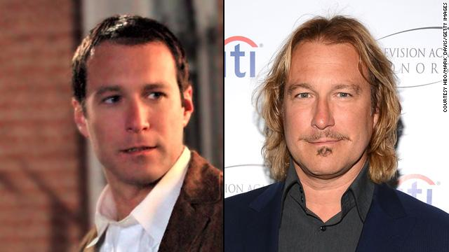 "Raise your hand if you were also in love with furniture designer Aidan Shaw. Yep, us too. Actor John Corbett is not only the love of Bo Derek's life, but he also has starred in Showtime's ""United States of Tara"" and done voiceover work for company commercials including Applebee's."