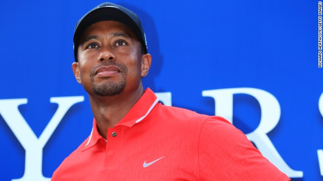 Tiger tops highest-paid athlete list