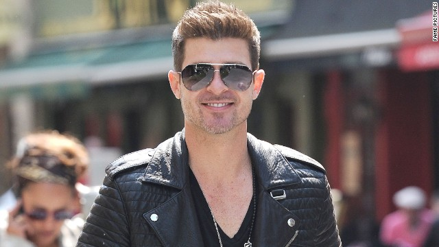 Robin Thicke explains his 'Blurred Lines'