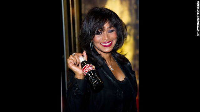 "Maureen Reillette ""Rebbie"" Jackson is Joe and Katherine's oldest child. She scored a hit in the 1980s with the song ""Centipede."" She has three children: Stacee, Yashi and Austin ""Auggie"" Brown. Here she attends the world premiere of ""Michael Jackson: The Life of an Icon"" in London in November 2011."