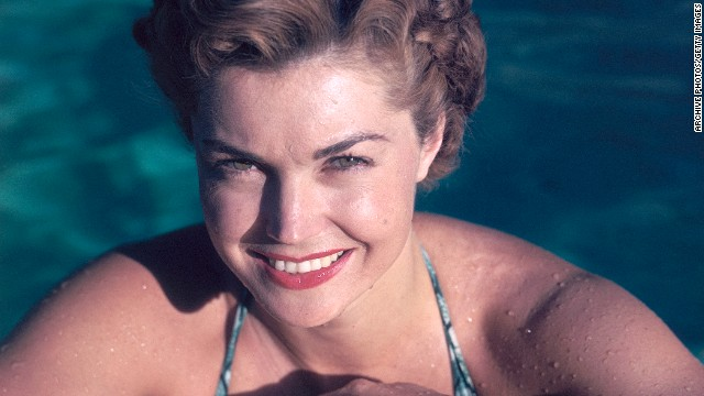 Esther Williams was known best for her swimming.