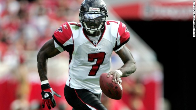 In 2006, Michael Vick signed a contract with the Atlanta Falcons for $135 million over 10 years. For that money he completed 54% of his passes and went to prison for animal cruelty a year later.