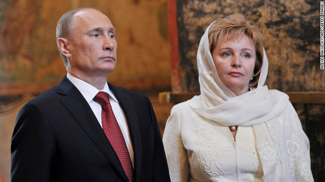 Putin and his wife, Lyudmila, ended their nearly 30-year marriage, the state-run news agency reported on June 6.