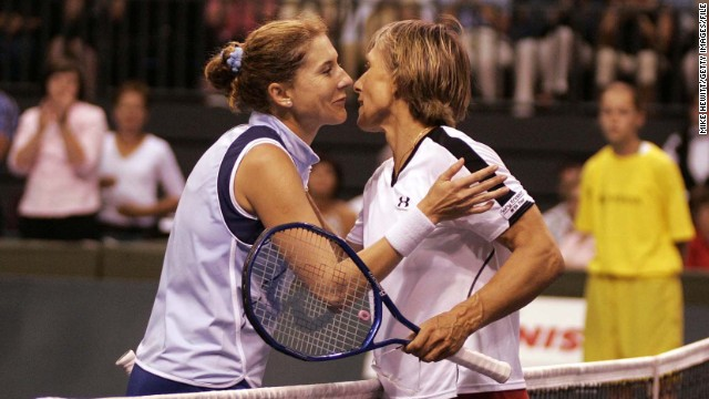 New Zealand played host to two exhibition matches between Seles and Martina Navratilova in 2005. Despite losing both matches, Seles announced her intention to return to competitive action in 2006. The comeback, however, never happened.