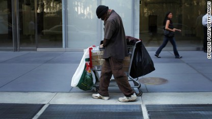 Widest rich-poor gap. What's happening to America's middle class? One state may yield answers.