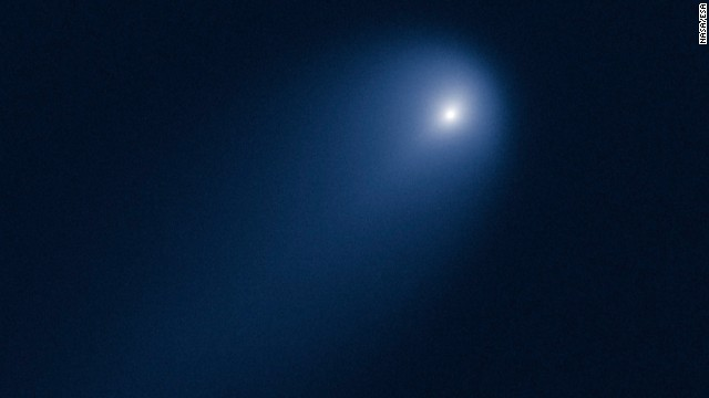Up close with comets