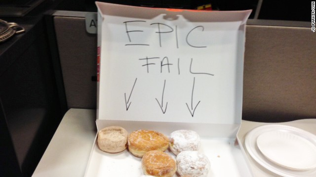 Don't be jelly: Finding the ideal donut ratio