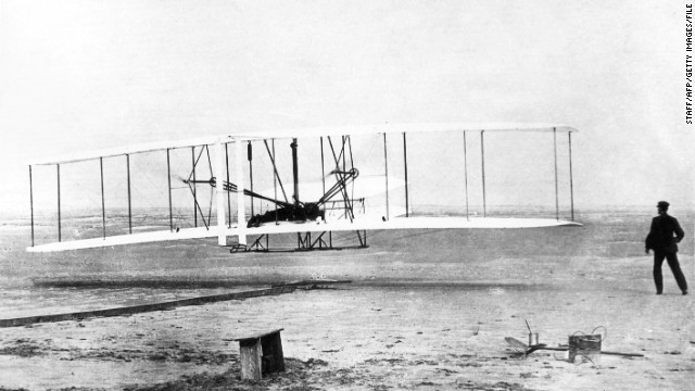 Orville and Wilbur Wright's claim to achieving the first powered flight at Kitty Hawk, North Carolina, in 1903 is under attack.