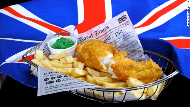 Fancy finding Britain's best fish and chips?
