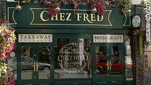 Chez Fred: PC fish and chips par excellence.